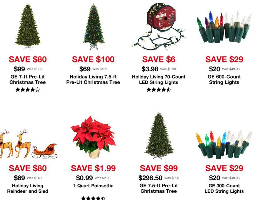 Is Lowes Open On Christmas Day.Lowe S Black Friday 2019 Ad Smart Home Tools Appliances Vacuum