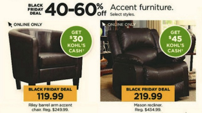 Kmart Deals Furniture For Black Friday