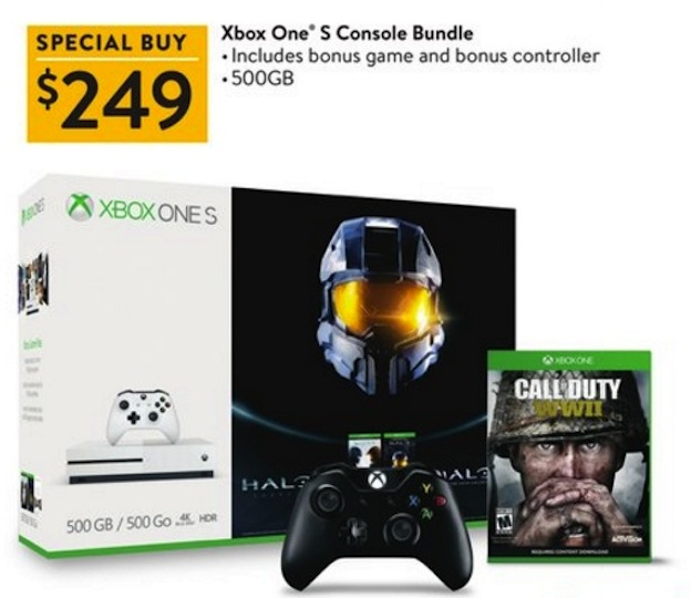 Xbox One X & One S Cyber Monday 2018 & Black Friday Deals - Funtober