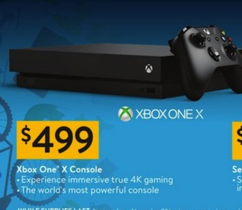 xbox one x and xbox one s black friday 2018 deals funtober