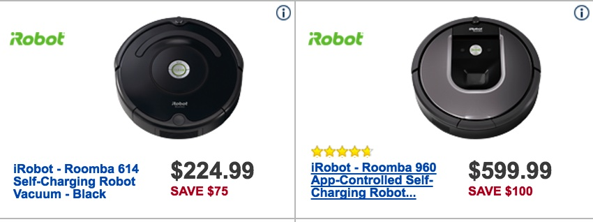 Irobot Roomba Black Friday 2019 Amp Cyber Monday Deals On S9