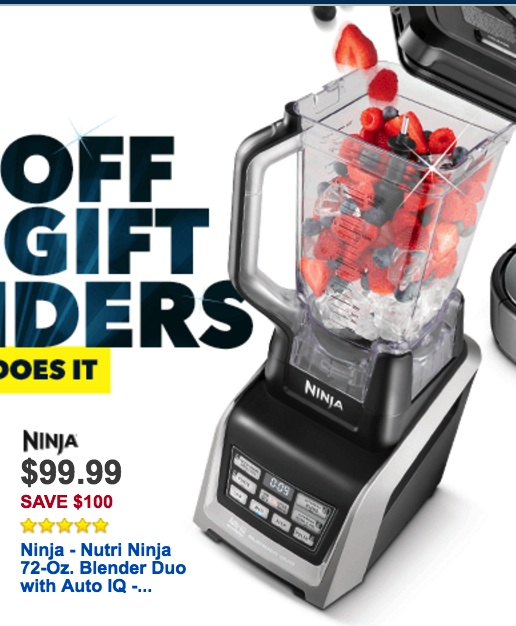 Ninja Black Friday 2019 Foodi Blender Amp Coffee Bar