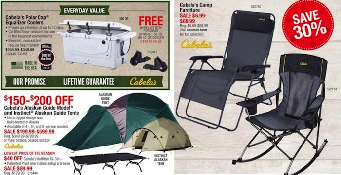 Tent Hiking Backpack And Camping Gear Deals On Black