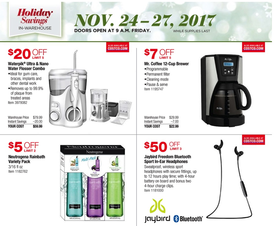 Waterpik black friday 2019