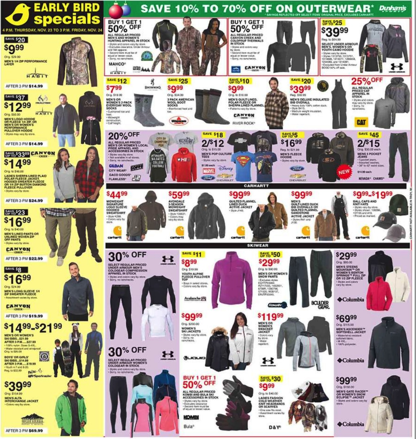 Dunham S Sports Black Friday 2019 Ad Deals Funtober