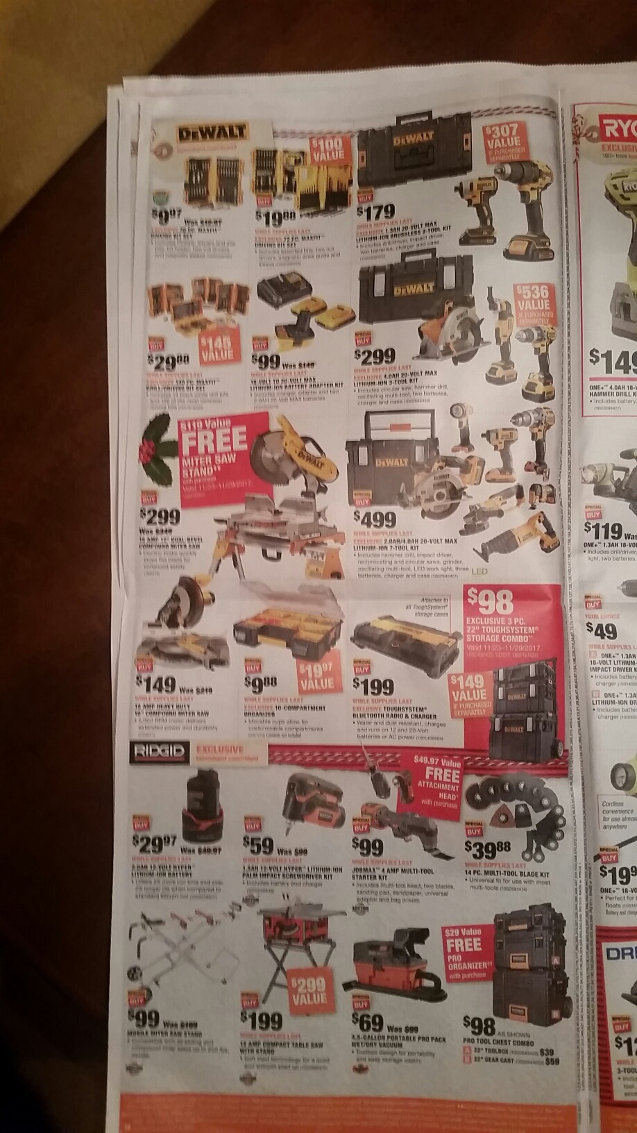 Home Depot Black Friday 2019 Ad Smart Home Kitchen