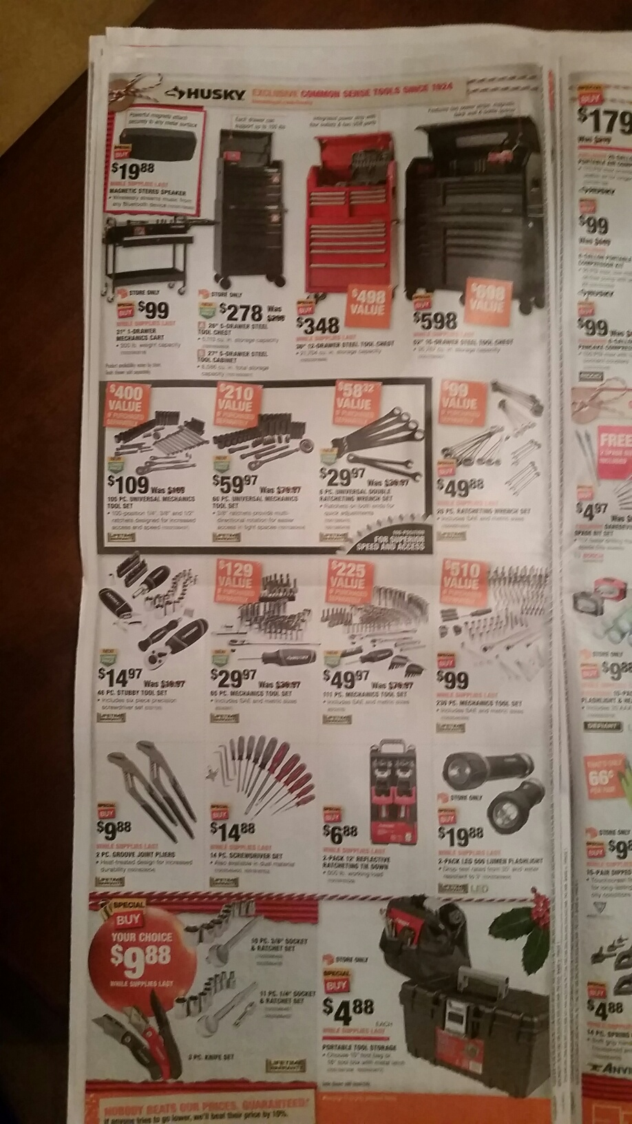 07d4de02d70 ... Home Depot s Black Friday ad for 2017  Cyber Monday Deals