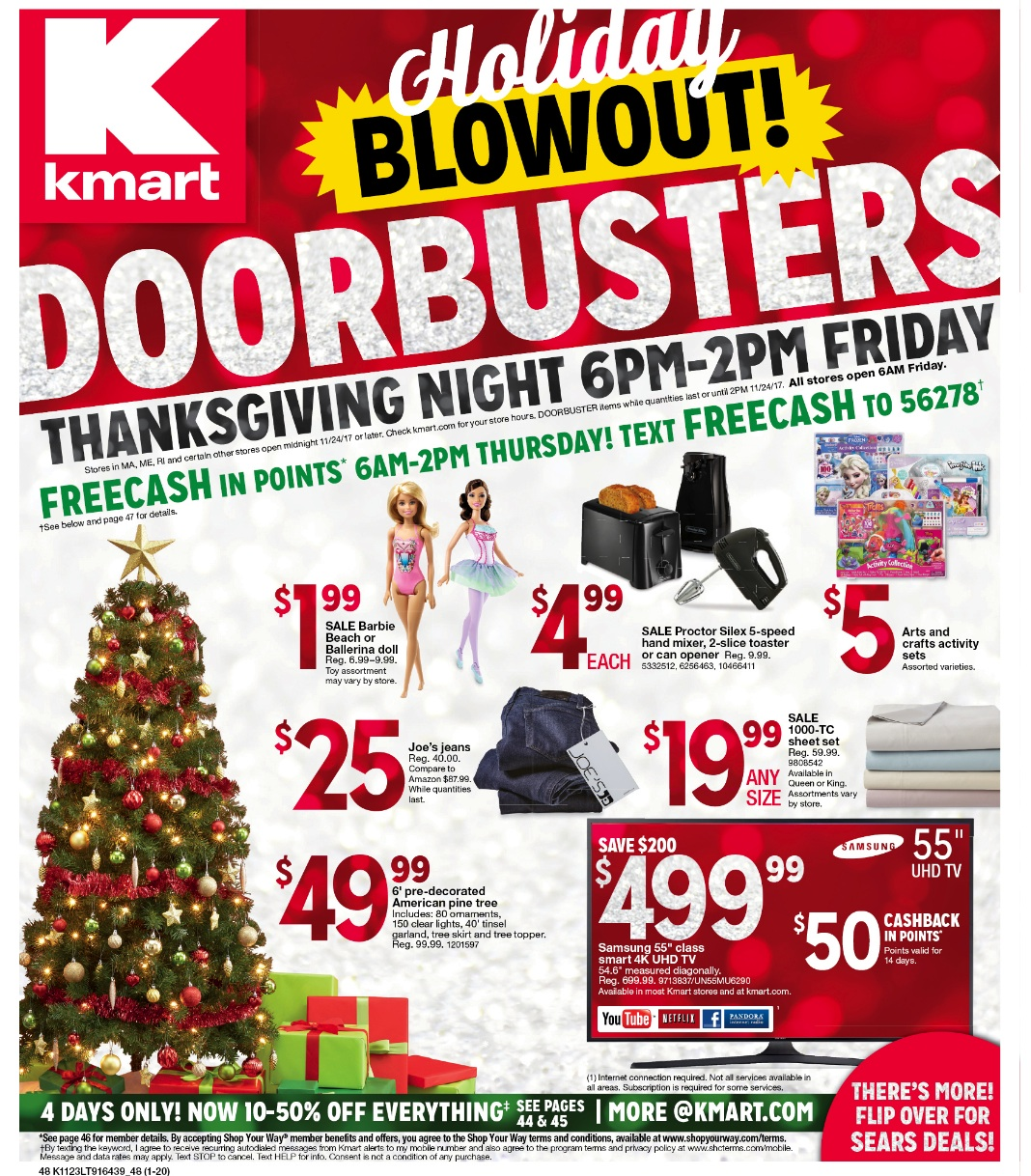 kmart black friday 2018 funtober. Black Bedroom Furniture Sets. Home Design Ideas