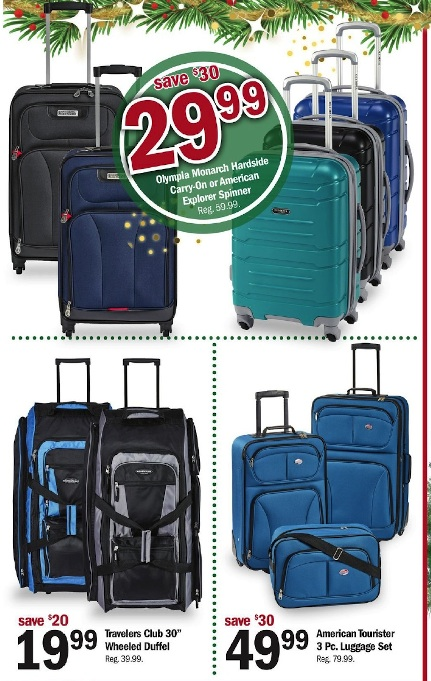 Luggage And Briefcase Deals For Black Friday And Cyber