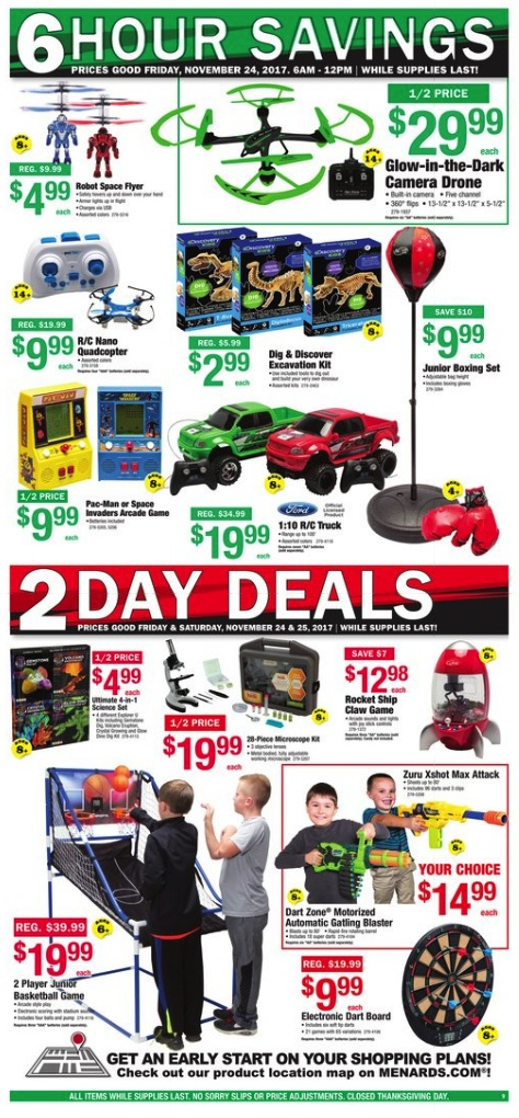 Menards black friday ad 2012 essence