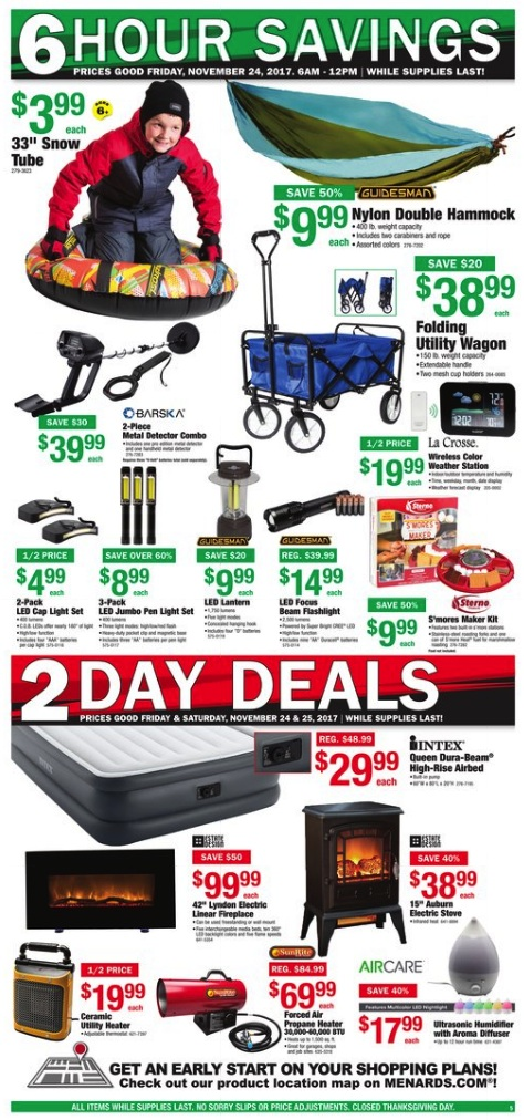 Remarkable, very menards black friday ad 2012