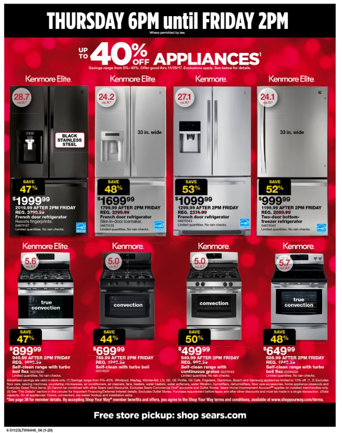 Black friday french door refrigerator photos wall and for Black friday fishing deals