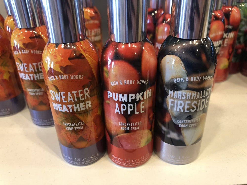 Your Home Can Smell Like Fall With B Amp Bw S New Fall Candles