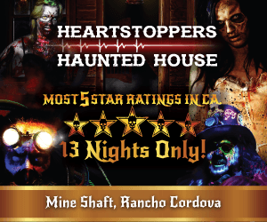 Sacramento Halloween Haunted Houses 2020 Sacramento Haunted Houses for Halloween 2020   Funtober