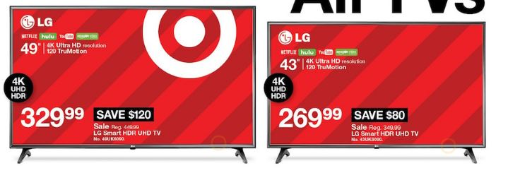 40 inch TV Black Friday 2019 & Cyber Monday Deals - Funtober