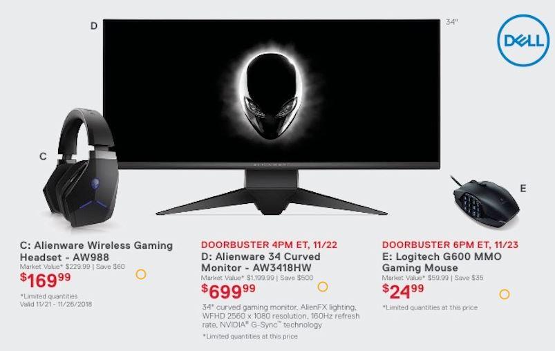 Fantastic Alienware Black Friday 2019 Laptop Desktop Computer And Download Free Architecture Designs Grimeyleaguecom