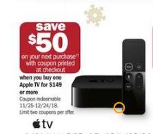 Roku Apple 4k Tv Chromecast Amp Fire Tv Cyber Monday Deals