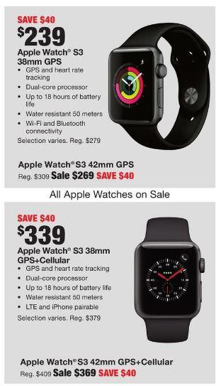 Apple Watch Black Friday 2020 Cyber Monday Deals Funtober