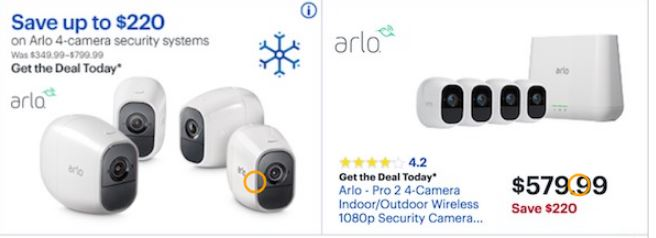 Home Security Camera Black Friday 2019 & Cyber Monday Deals