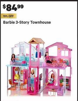 Barbie Black Friday 2020 Dolls Dreamhouse Camper Deals Funtober