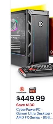 Best Black Friday Computer Deals 2020 Desktop Gaming Computer Black Friday 2019   HP Omen, CyberPowerPC