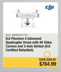 DJI Drone Deals for Black Friday 2019 on the Spark, Phantom