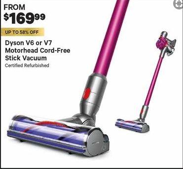 Best Dyson Vacuum Black Friday 2019 Amp Cyber Monday Deals