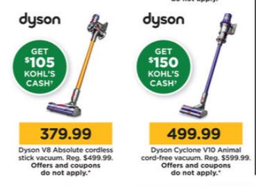 Best Dyson Vacuum Black Friday 2019 Amp Cyber Monday Deals