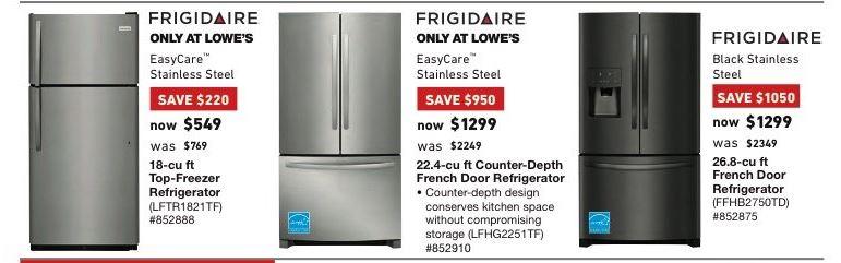 Refrigerator Black Friday 2019 Amp Cyber Monday Smart Fridge
