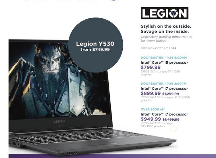 Best Gaming Laptop Black Friday 2019 & Cyber Monday Deals - Funtober
