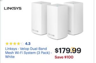 Home Mesh Wifi Network Black Friday 2019 & Cyber Monday
