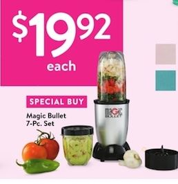Nutribullet & Magic Bullet Blender Back Friday 2019 & Cyber Monday