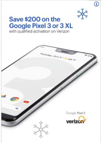 Pixel 3 Black Friday 2019 & Cyber Monday, Plus 3XL & Pixel 2