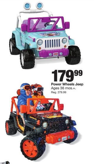 Top Toy Black Friday Deals: