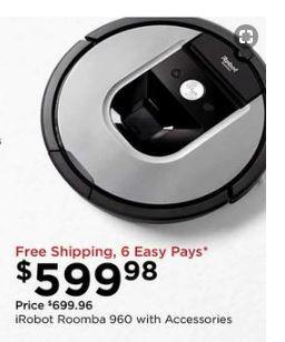 Irobot Roomba Black Friday 2019 Amp Cyber Monday Deals On S9