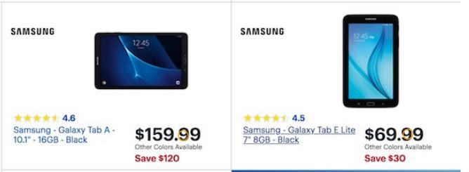 Samsung Galaxy Tab S4, A 10 5 Black Friday 2018 Deals - Funtober