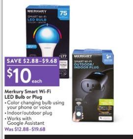 Smart Light Bulb Black Friday 2019 & Cyber Monday Deals