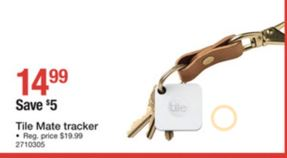 Tile Mate Pro Slim Trackers Black Friday 2019 Amp Cyber