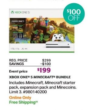 3717f7810 Xbox One X   One S Cyber Monday 2018   Black Friday Deals - Funtober
