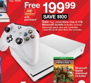 Xbox One X & One S Cyber Monday 2018 & Black Friday Deals