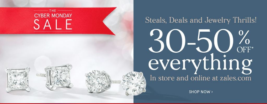 Zales Cyber Monday 2020 Sales Jewelry Engagement Ring Deals Funtober