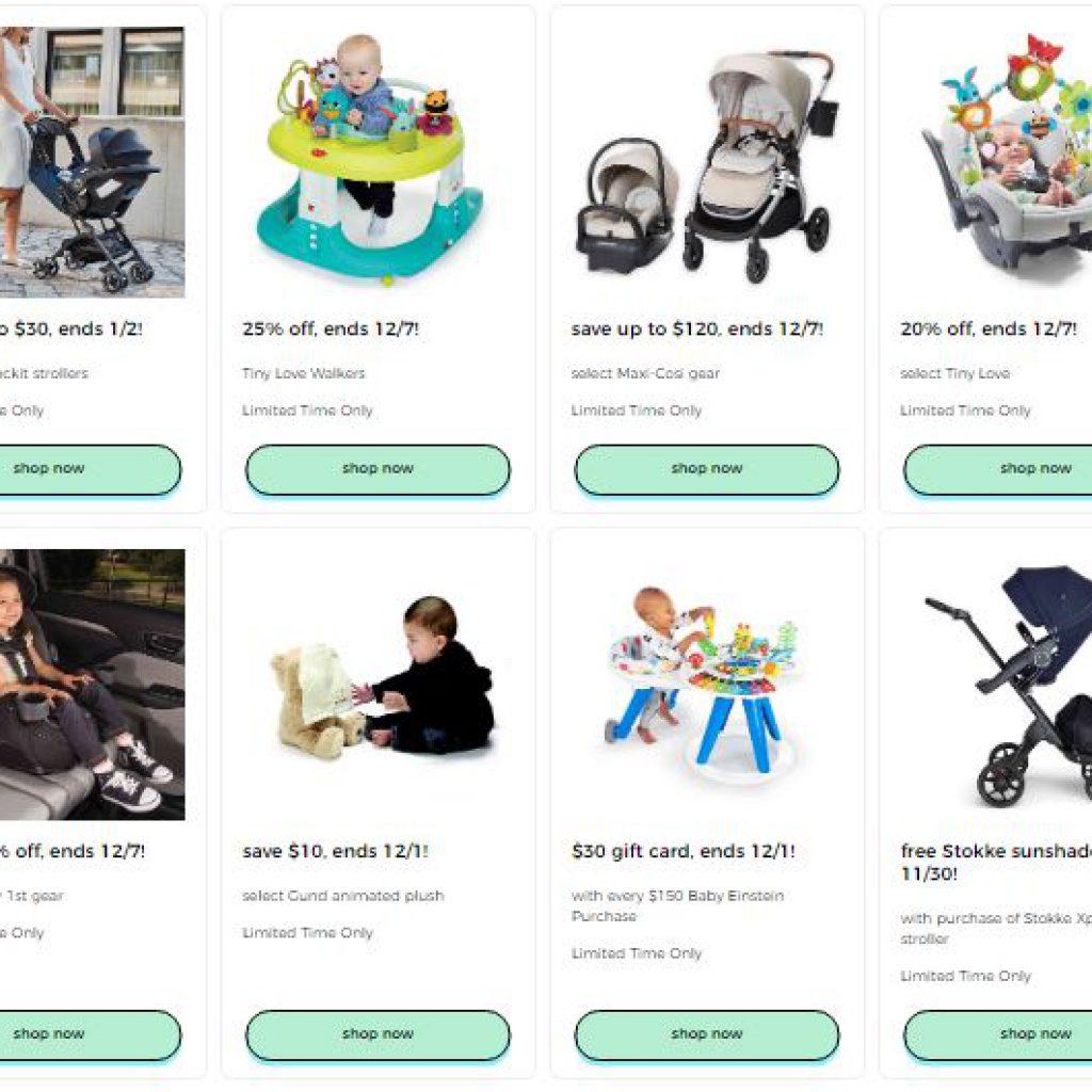 Buy Buy Baby Black Friday 2020 Ad Cyber Monday Deals Funtober